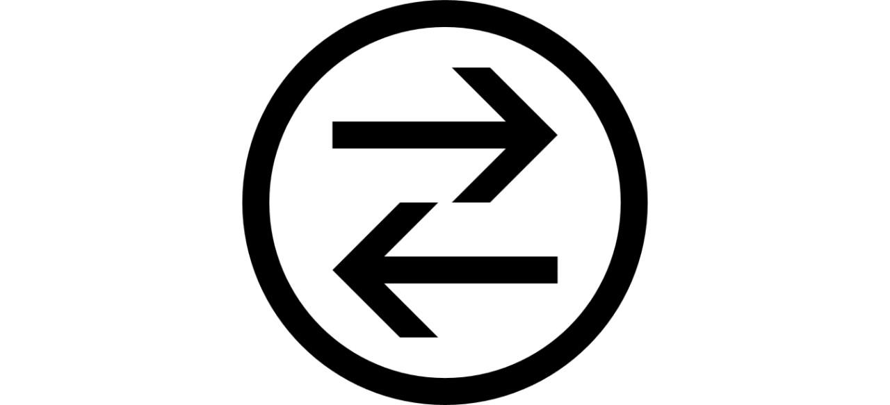 Transfers icon