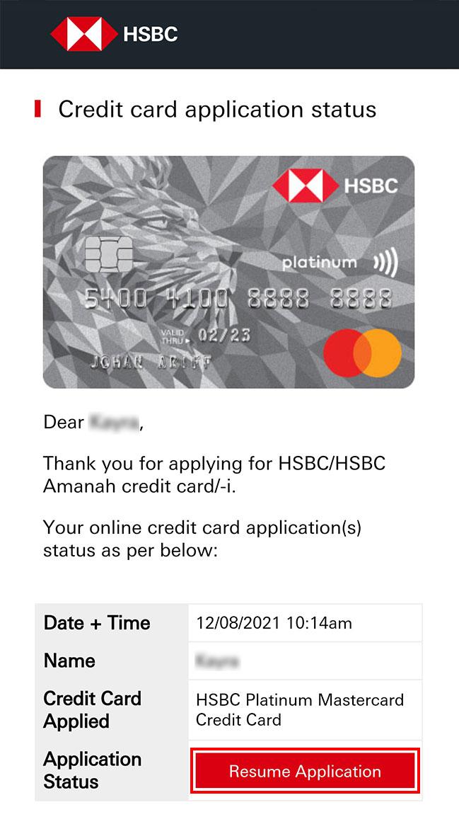 online credit card application resume card application