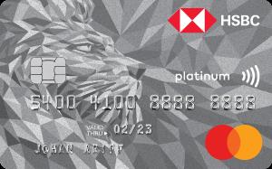 Picture of Visa Platinum card