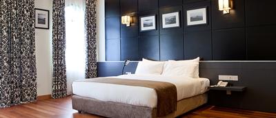 hotel room; image used for Strawberry Park Resort Cameron Highlands of HSBC Get 10% + 10% Cashback Campaign