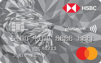 HSBC Platinum Mastercard