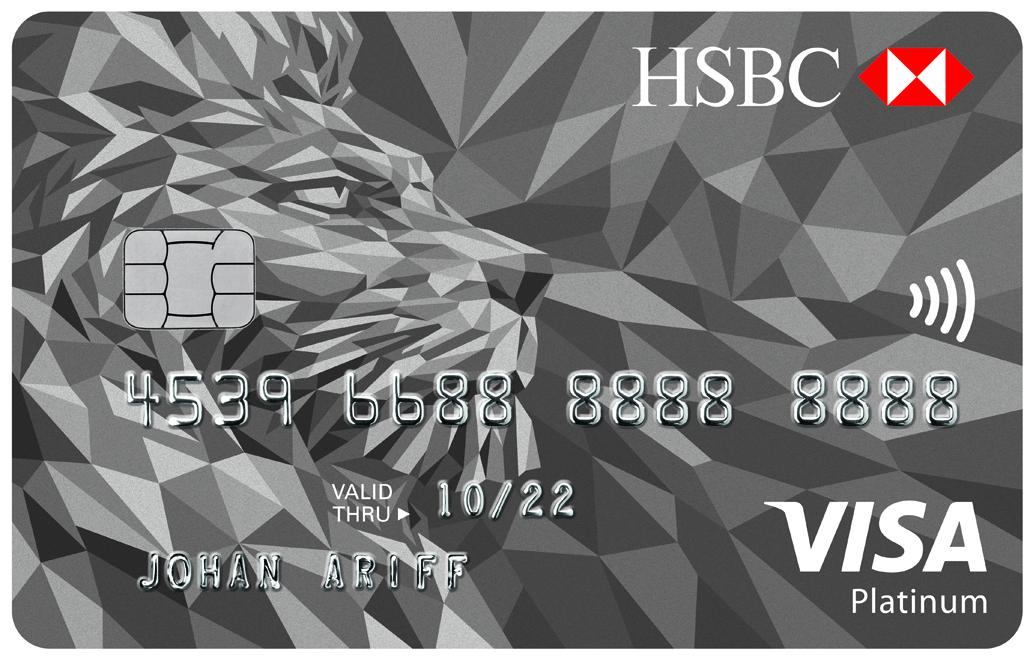 Visa Platinum Credit Cards Hsbc My